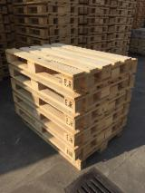 Spruce  - Whitewood Pallets And Packaging - Pallets similar EPAL but without brand wanted