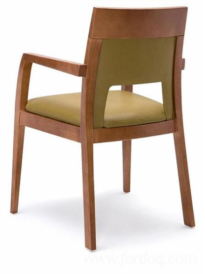 Unfinished Raw Frame Chair