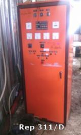 null - Vendo Impianti, Unità E Attrezzature Ausiliarie Per Cogenerazione Da Biomassa Leroy Somer Usato Francia
