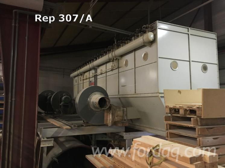 Used-CORAL-1990-Dust-Extraction-Facility-For-Sale