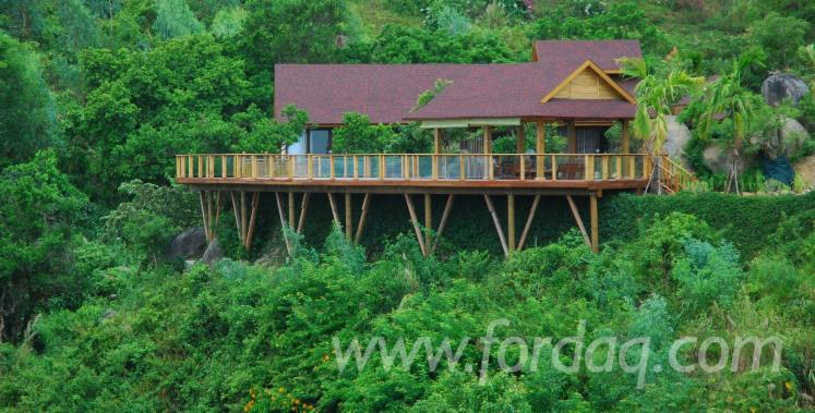 Good Price For Wooden House Product