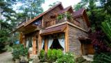 Wood Houses - Precut Framing Lumber - Radiata Pine Log House