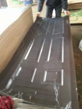 Melamine HDF Door/Natural Wood Veneer HDF Door