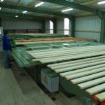 Monthly sell 6000 cubic meters of sawn softwood