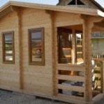 Finden Sie Holzlieferanten auf Fordaq - S.C. SILVANIA INTERNATIONAL PROD S.R.L. - Fichte  , Verkaufsstand - Gartenlaube