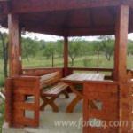 Vendo-Panchine-Da-Giardino-Country-Resinosi-Europei-Abete-%28Picea-Abies%29---Legni