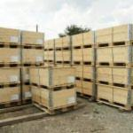 Pallets, Packaging And Packaging Timber - Lids - Frames, New
