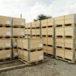 Paletten, Kisten, Verpackungsholz - Deckel - Rahmen, Neu