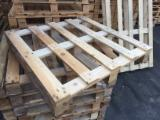 Spruce  - Whitewood Pallets And Packaging - Pallets 800x800 and 800x1200 mm ISPM15