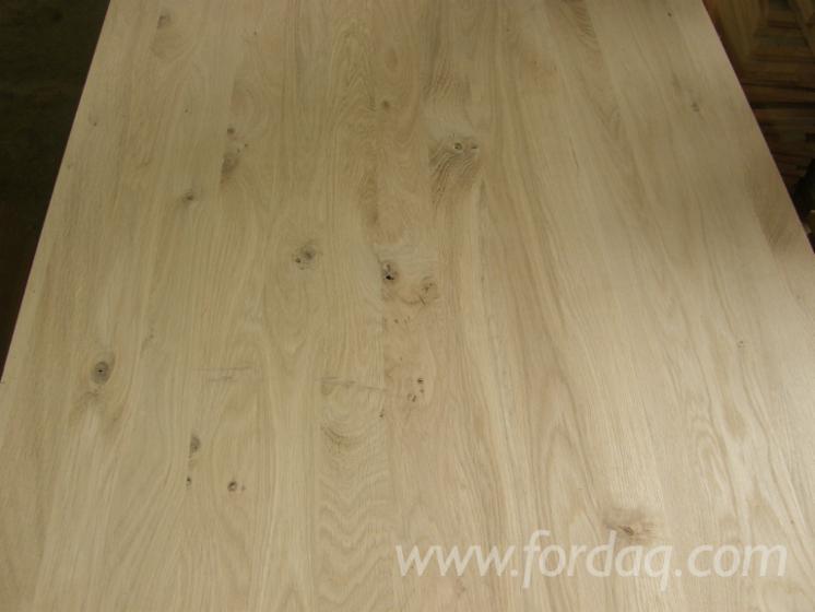 Oak-%28European%29-solid-wood-panels-Rustic