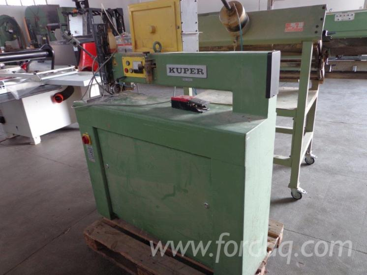 Veneer-splicer-KUPER-model-FW-J-920-at-CE-mark