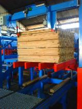 Mousse Process Woodworking Machinery - New Mousse Process Pallet Production Line For Sale France