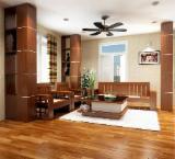 Solid Wood Flooring - Flooring parquet - Laos Largerstromia 1.5cm*9/9.2/9.4cm*75cm