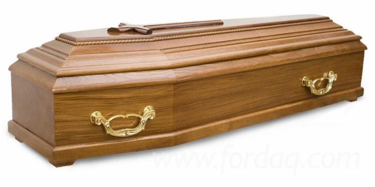 Coffins-production