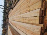 Germany Sawn Timber - 32-50 mm Siberian Larch in Germany