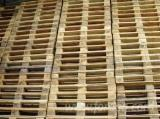 Lithuania Pallets And Packaging - Euro Pallets - EPAL