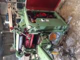 Spain Woodworking Machinery - Used Kupfermühle 1970 Combined Circular Saw And Moulder For Sale Spain