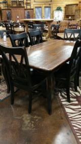 Rubber wood dinning sets