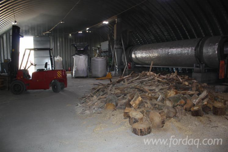 Wood pellets ton month