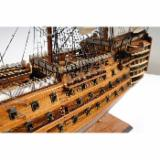 Buy Or Sell Wood Woodturnings - Turned Wood - Handicrafts Wooden Model Ship - HMS VICTORY