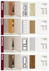 Wood Doors, Windows And Stairs - Door skins - DORPAN