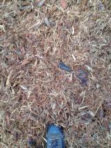 Energie- Und Feuerholz Laubholz - Laubholz Rinde 100 mm