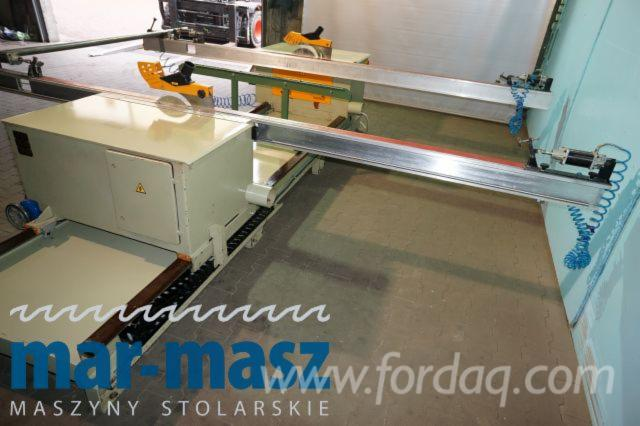 Used Rema 1996 Table Saw For Sale Poland