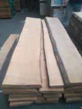 Sawn And Structural Timber Poland - KD Beech Unedged Lumber, Grade A, 26; 32; 38; 50 mm