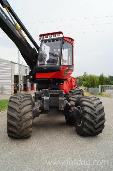 Used-Komatsu---6365-H-2013-Harvester