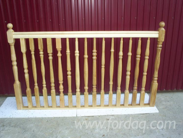 Production-legs-turned--milled--stairs--railings
