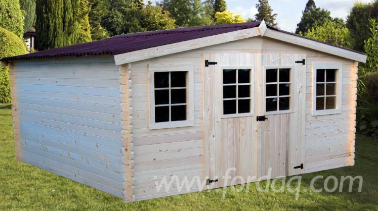Abri de jardin en bois 28 mm for Abri jardin en bois pas cher