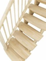 Stairs Finished Products - Fir  Stairs Romania