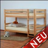 Kids Bedroom Furniture - Design Fir (Abies Alba) Beds Romania