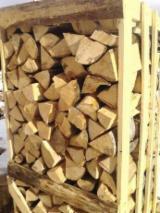 Firewood, Pellets And Residues Beech - Beech Firewood/Woodlogs Cleaved -- cm