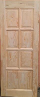 Pine  - Redwood Finished Products - Pine (Pinus Sylvestris) - Redwood Doors in Russia