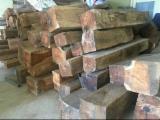 Tropical Wood  Sawn Timber - Lumber - Planed Timber - Pterocarpus macrocarpus (red padouk)
