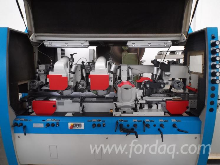 Used WEINIG UNIMAT 23 E 2002 Moulding Machines For Three- And Four ...