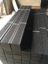Commerce De Gros Decking Lames De Terasse - Vend Lame De Terrasse (E4E, 4 Coins Arrondis) Bambou CE Chine