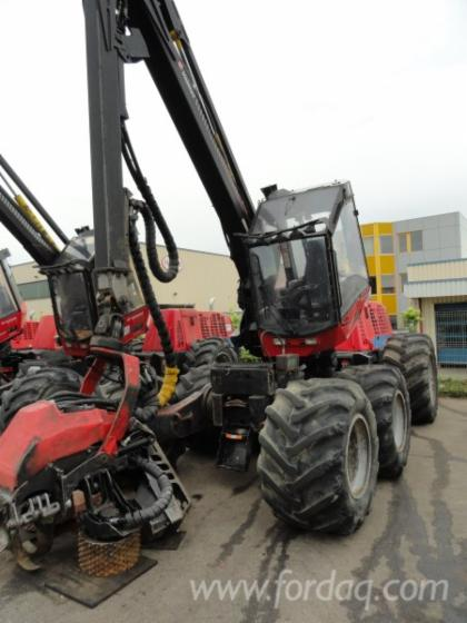 Used-Valmet-2003---13217-H-Harvester-in