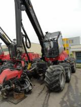 Used Valmet 2003 / 13217 H Harvester Germany