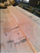 Hardwood  Sawn Timber - Lumber - Planed Timber - White oak beams square-edged CD