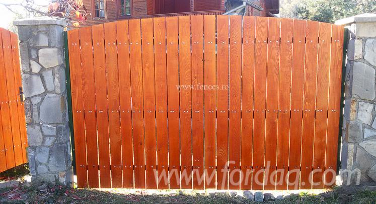 Fir--Fences---Screens