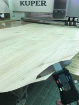 Spliced veneer with thickness from 0,6mm to 2,5mm