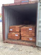 Tropical Wood  Sawn Timber - Lumber - Planed Timber - Tropical hardwood from Suriname