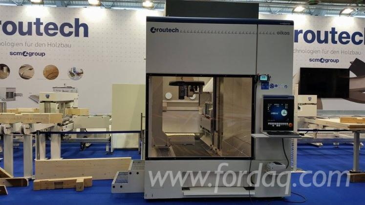 New-Routech-Machining-Centre-For-Sawing--Routing--Profiling--Boring