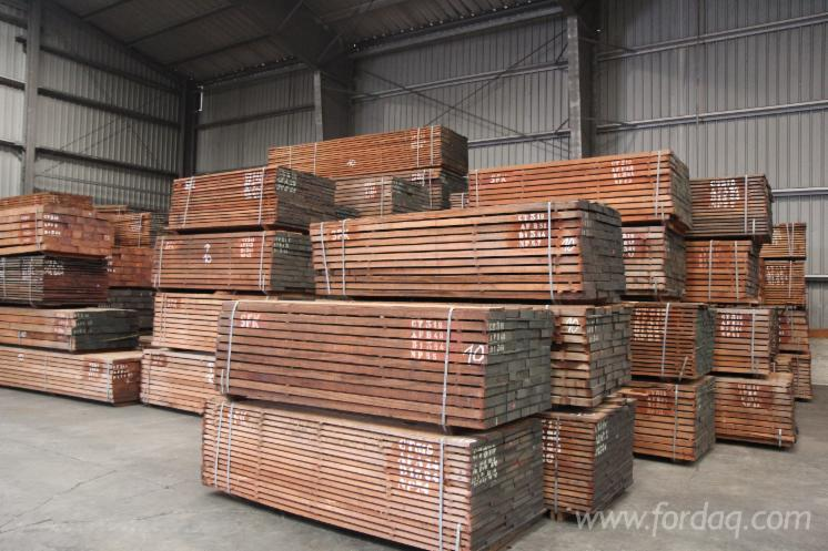 Sapelli-Sawn-Timber