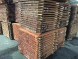 Laubschnittholz, Besäumtes Holz, Hobelware  Zu Verkaufen Deutschland - Sapelli squares