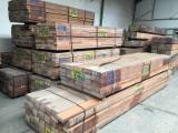 Schnittholz Und Leimholz Azobé Bongossi, Ekki - Azobé sawn timber