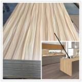 Veneer and Panels - Melamnie Board/Melamine MDF/Melamine Chipboard /Furniture grade melamine ply board