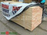 Sawn Timber for sale. Wholesale Sawn Timber exporters - Spruce (Whitewood), KD16%, 30x100x3000 mm, AB grade (small live knots, fine grain)